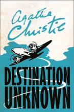 DESTINATION UNKNOWN  Paperback