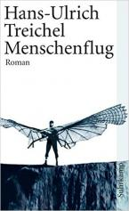 MENSCHENFLUG:ROMAN Paperback
