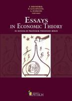 Essays in Economic Theory