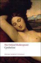 OXFORD WORLD CLASSICS: CYMBELINE THE OXFORD SHAKESPEARE Paperback B FORMAT