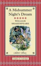 COLLECTOR'S LIBRARY : A MIDSUMMER NIGHT'S DREAM HC MINI