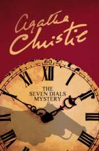 THE SEVEN DIALS MYSTERY  Paperback