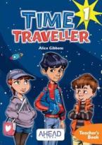 TIME TRAVELLER 1 TEACHER'S BOOK  (+ AUDIO CD (2))