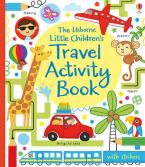 LITTLE CHILDREN'S TRAVEL ACTIVITY BOOK  Paperback