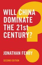 WILL CHINA DOMINATE THE 21ST CENTURY? Paperback