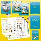 FIRST ENGLISH WORDS : ACTIVITY BOOK Paperback