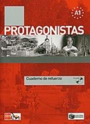 PROTAGONISTAS A1 EJERCICIOS (+ CD)