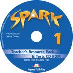 SPARK 1 TEACHER'S BOOK  RESOURCE PACK (+ TESTS) CD-ROM