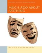 OXFORD WORLD CLASSICS: MUCH ADO ABOUT NOTHING  Paperback B