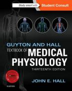 GUYTON AND HALL TEXTBOOK OF MEDICAL PHYSIOLOGY 13TH ED HC