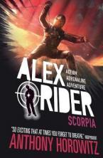 ALEX RIDER : SCORPIA Paperback