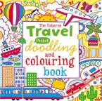 USBORNE : TRAVEL POCKET DOODLING AND COLOURING BOOK Paperback