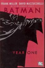 BATMAN YEAR ONE DELUXE Paperback