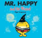 MR.HAPPY AND THE WIZARD Paperback MINI
