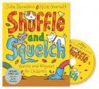 SHUFFLE AND SQUELSH BOOK (+ CD) Paperback