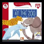The Thinking Train AT THE ZOO - READER + ACCESS CODE (THE THINKING TRAIN A)