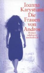 DIE FRAUEN VON ANDROS  TASCHENBUCH