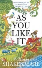 PENGUIN SHAKESPEARE : AS YOU LIKE IT Paperback B FORMAT