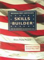 Michigan First Certificate Skills Builder