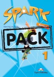SPARK 1 WORKBOOK (+ DIGIBOOKS APP)