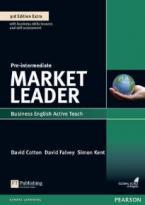 MARKET LEADER PRE-INTERMEDIATE ACTIVE TEACH CD-ROM 3RD ED