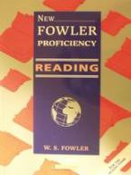 New Fowler Proficiency Reading