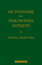 DE PLOTINA A RUTILIUS RUFUS DICTIONNAIRE
