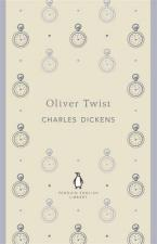 PENGUIN ENGLISH LIBRARY : OLIVER TWIST Paperback B FORMAT