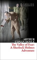 COLLINS CLASSICS : THE VALLEY OF FEAR Paperback A FORMAT