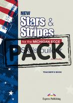 NEW STARS & STRIPES MICHIGAN ECCE TEACHER'S BOOK  SKILLS BUILDER (+ DIGIBOOK APP.)