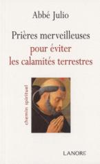 PRIERES MERVEILLEUSES POUR EVITER LES CALAMITES TERRESTRES Paperback