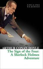 COLLINS CLASSICS : SIGN OF THE FOUR  Paperback