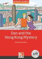 HRRS 3: DAN AND THE HONG KONG MYSTERY A2 (+ CD)