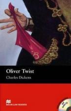 MACM.READERS 5: OLIVER TWIST (+ CD)