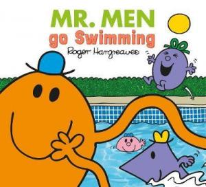 MR. MEN GO SWIMMING
