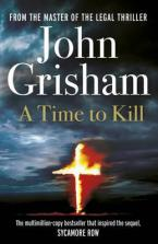 A TIME TO KILL Paperback B