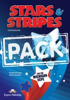 STARS & STRIPES MICHIGAN ECPE TEACHER'S BOOK  (+ DIGIBOOKS APP) 2013 FORMAT