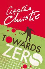 TOWARDS ZERO  Paperback