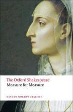 OXFORD WORLD CLASSICS : MEASURE FOR MEASURE Paperback B FORMAT