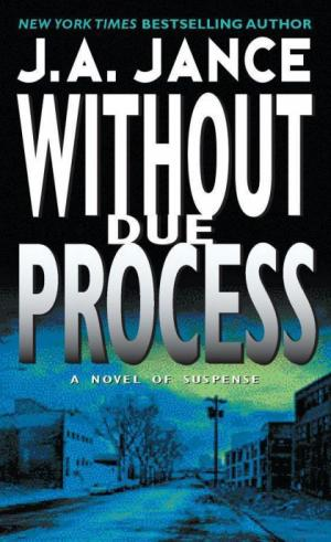 WITH DUE PROCESS Paperback A FORMAT