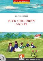 HRRS 1: FIVE CHILDREN AND IT A1 (+ CD)