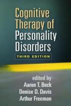 COGNITIVE THERAPY OF PERSONALITY DISORDERS 3RD ED Paperback