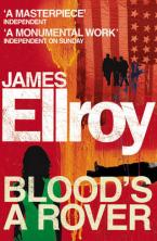 BLOOD'S A ROVER Paperback B FORMAT