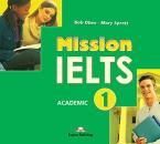 MISSION IELTS 1 ACADEMIC CD CLASS