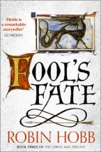 FOOL'S FATE : THE TAWNY MAN TRILOGY ΒΟΟΚ 3 Paperback B