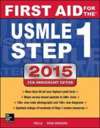 FIRST AID FOR THE USMLE STEP 1 2015 Paperback