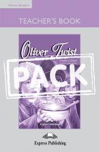 ELT CR 2: OLIVER TWIST TEACHER'S BOOK  (+ BOARD GAME)