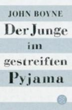 DER JUNGE IM GESTREIFTEN PYJAMA Paperback