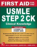 FIRST AID FOR THE USMLE STEP 2 CK Paperback