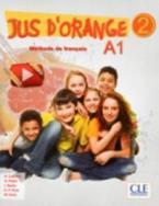 JUS D'ORANGE 2 A1 METHODE (+ DVD)